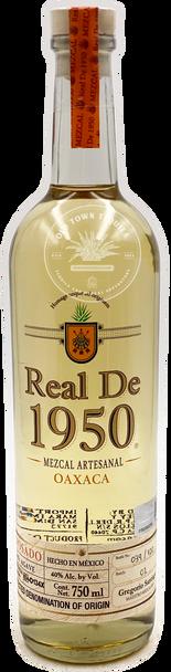 Real de 1950 Mezcal Reposado 750ml