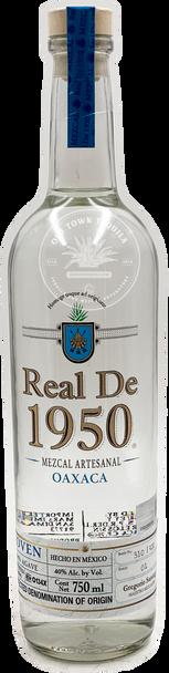Real de 1950 Mezcal Joven 750ml