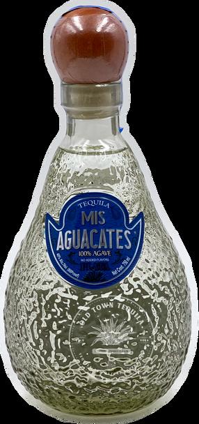 Mis Aguacates Tequila Plata 750ml