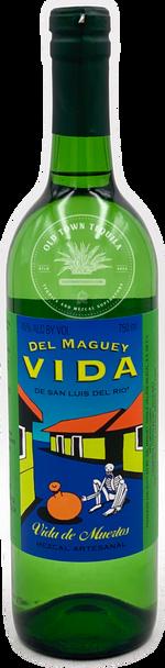 Del Maguey VIDA San Luis del Rio Vida de Muertos Mezcal 750ml