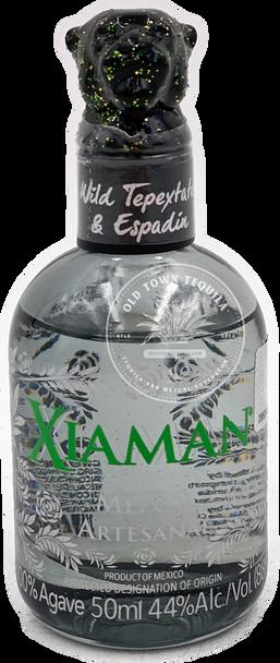 Xiaman Mezcal Wild Tepextate & Espadin 50ml
