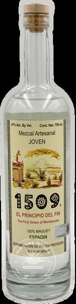 1509 Mezcal Espadin 750ml