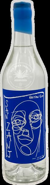 San Zanj Haitian Rum 750ml