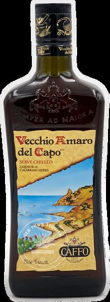 Vecchio Amaro del Capo Liqueur of Calabrain Herbs 750ml
