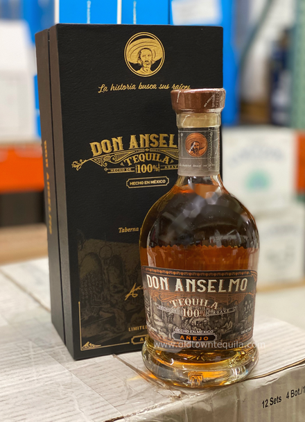 Don Anselmo Limited Edition Anejo Tequila