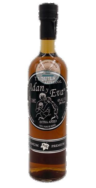Adan Y Eva Extra Anejo Tequila 750ml (Glass Bottle)