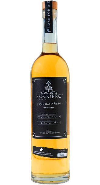 Socorro Anejo Tequila
