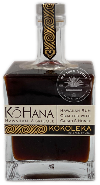 KoHana Kokoleka Cacao & Honey Rum 750ml