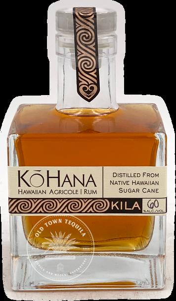 KoHana Kila Cask Strength Hawaiian Agricole Rum 375ml