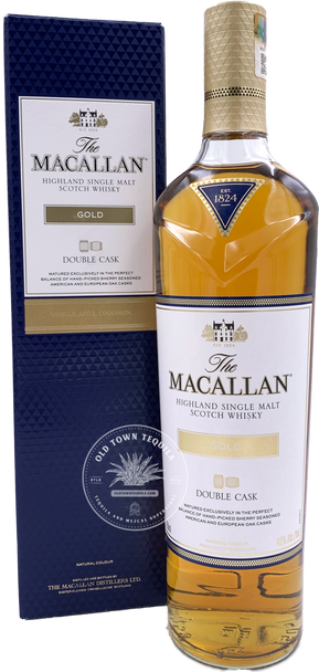 The Macallan Double Cask Gold Whisky 750ml