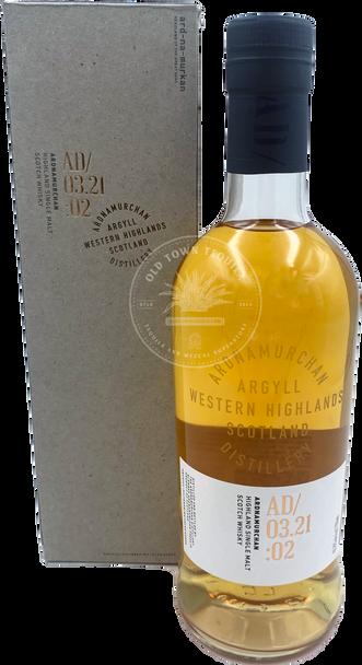 Ardnamurchan Highland Single Malt Scotch Whisky 750ml