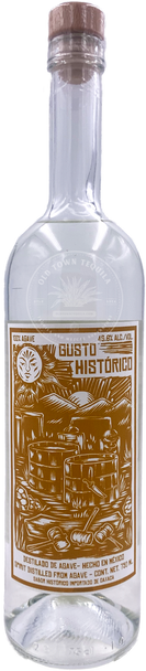 Gusto Historico Tobaxiche Amarillo Mezcal 750ml