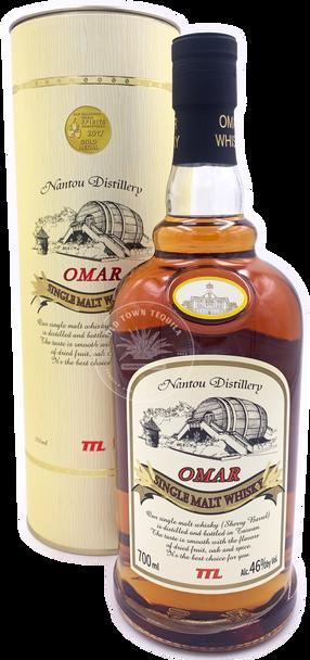 OMAR Sherry Single Malt Whisky 750ml