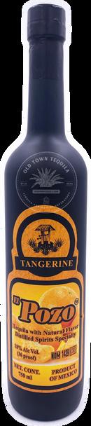 El Pozo Tequila Spirit Tangerine Flavor 750ml