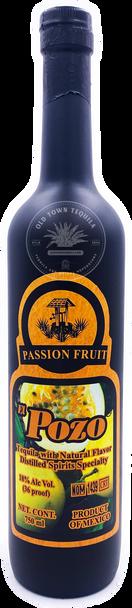 El Pozo Tequila Spirit Passionfruit Flavor 750ml