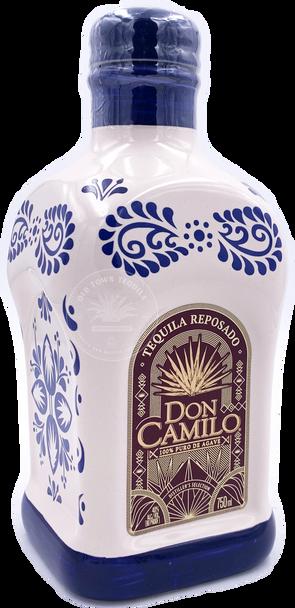 Don Camilo Tequila Reposado Ceramic 750ml