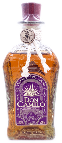 Don Camilo Tequila Extra Anejo 750ml