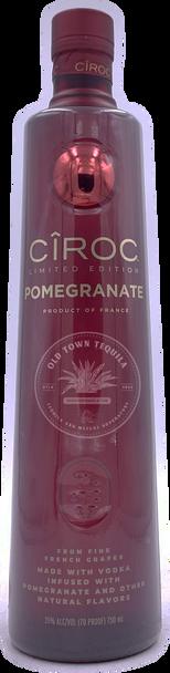 CIROC Pomegranate Vodka 750ml