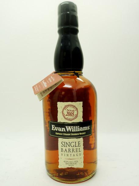 Evan Williams Straight Bourbon Whiskey