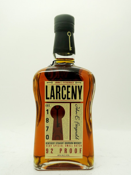 Larceny Straight Bourbon Whiskey