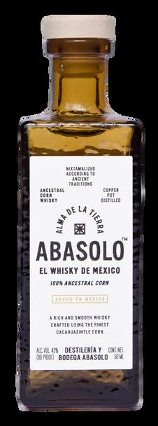 Abasolo El Whisky de Mexico 50ml
