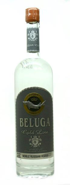 Beluga Gold Line VODKA 1.75ml