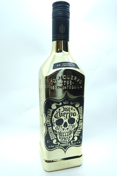 Jose Cuervo Tequila Gold Limited Edition