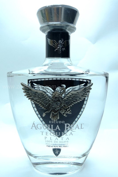 Aguila Real Tequila Plata