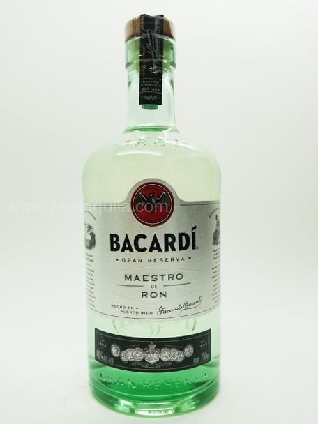 Bacardi Gran Reserva Maestro De Ron