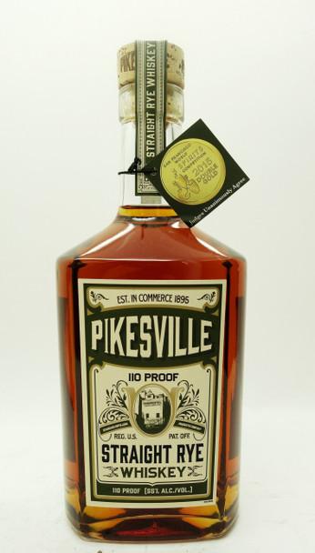 Pikesville Straight Rye Whiskey