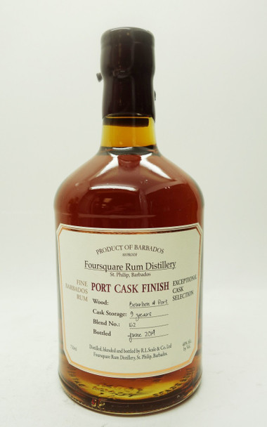 Foursquare Rum Distillery Port Cask Finish