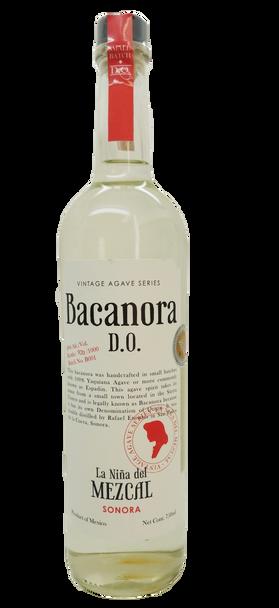 La Nina Del Mezcal Bacanora D.O.