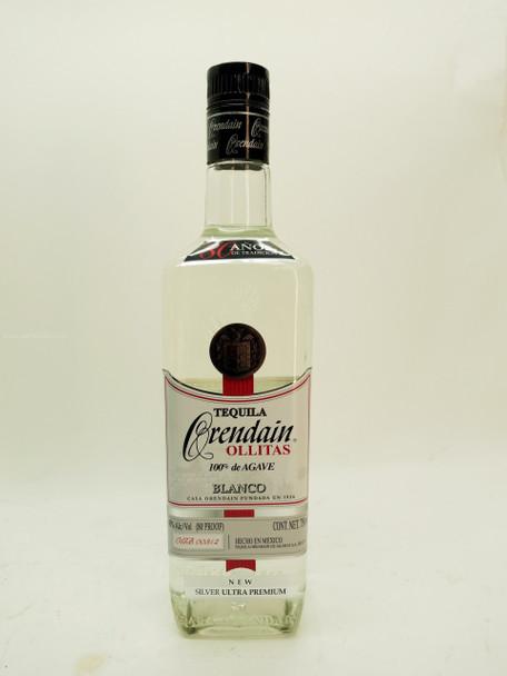 Orendain Ollitas Blanco Tequila
