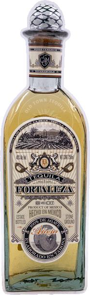 Fortaleza Anejo Tequila