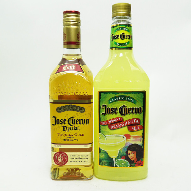 Jose Cuervo Perfect Margarita Combo