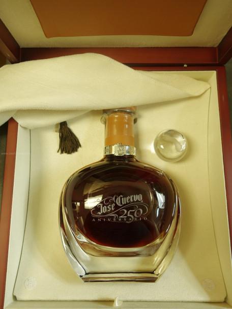 Jose Cuervo 250th Aniversario Extra Anejo Tequila
