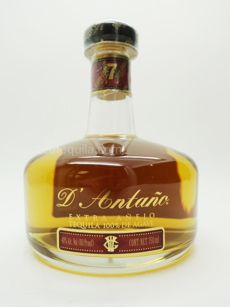 Siete Leguas D'Antano Extra Anejo Tequila
