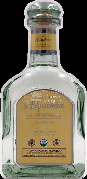 Alquimia Organic Blanco Tequila