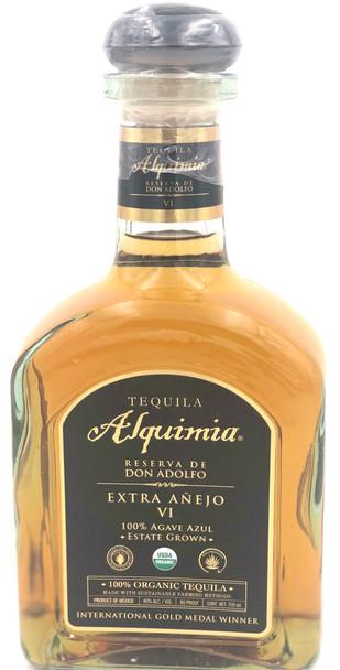 Alquimia 6 Years Extra Anejo Tequila