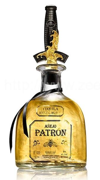 Patron David Yurman limited edition Anejo tequila