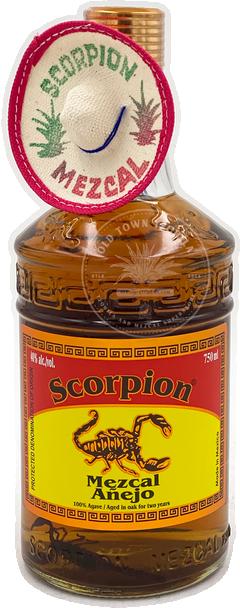 Scorpion Mezcal Anejo 750ml