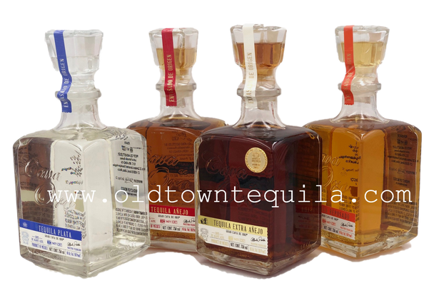 Cava De Oro Set 750ml (4 Bottles)