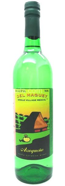 Del Maguey Single Village Mezcal Arroqueno