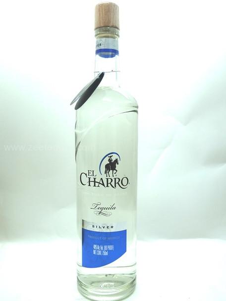 El Charro Silver 750ml