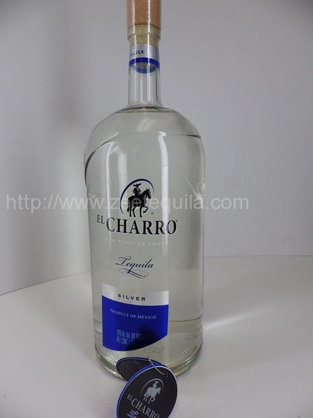 EL CHARRO Silver (half Gallon )