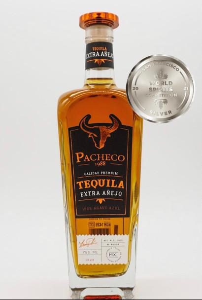 Pacheco 1988 Extra Anejo Tequila