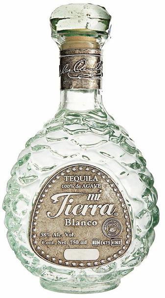 Mi Tierra Silver tequila 750ml