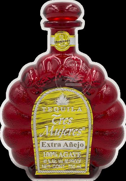Tres Mujeres Extra Anejo Tequila