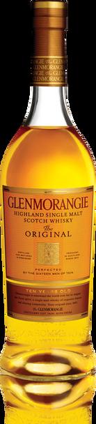 Glenmorangie Single Malt Whisky the Original 10 yr