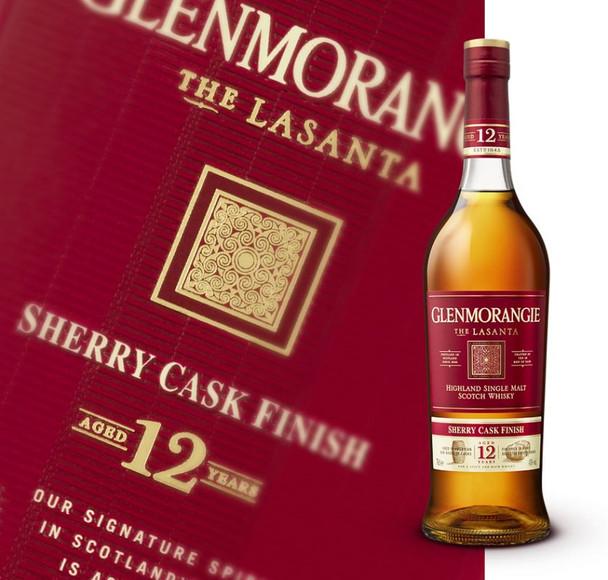 Glenmorangie The Lasanta 750ml